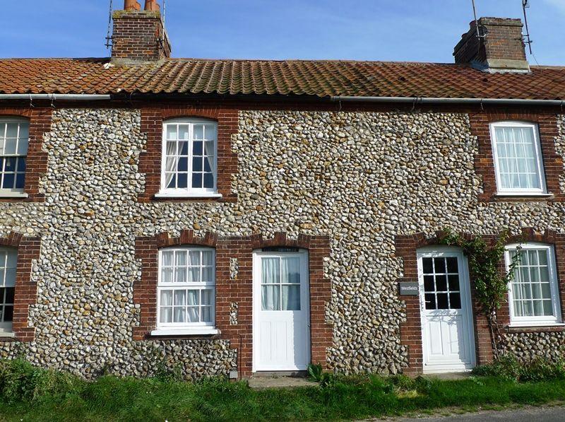 Flint Cottage Back Lane   Front