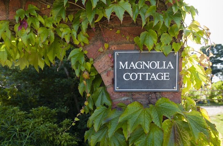 Magnolia Cottage provides unique and beautifully furnished accommodation for four guests