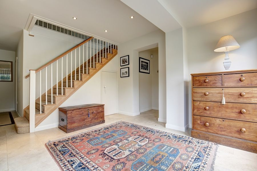 Walnut Pastures | Hall and stairs