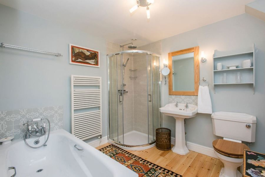 Arthur's 3 bedrooms | Bedroom 1 en-suite
