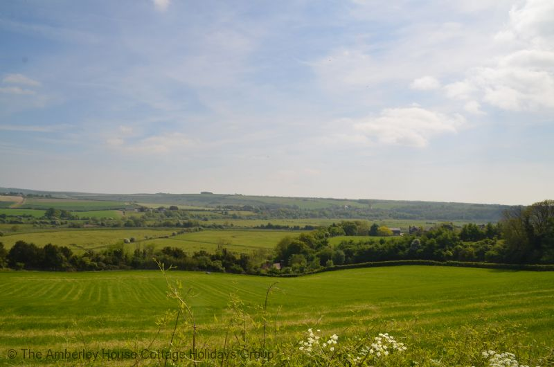 Large Image - Countryside at South Stoke near Arundel