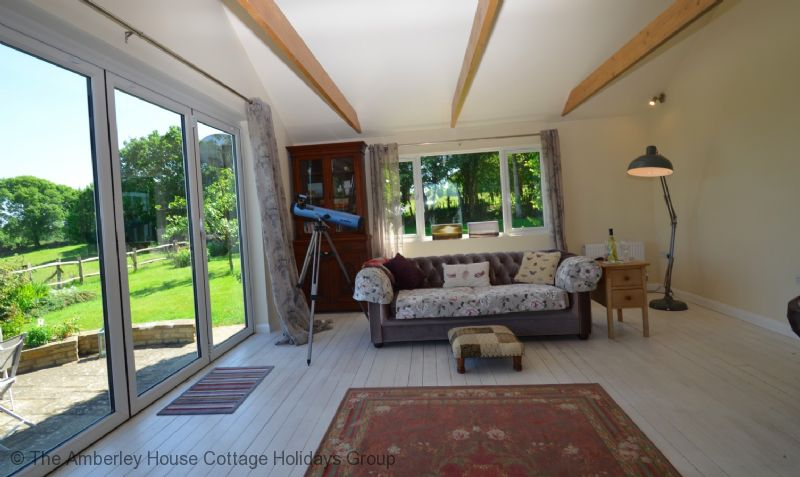 Large Image - Large lounge with stunning countryside views