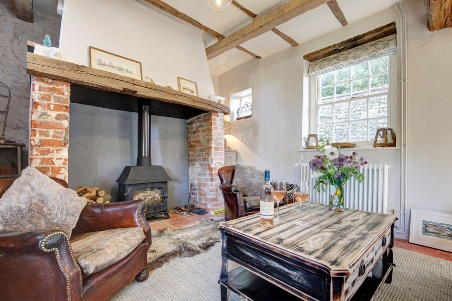 Fox Cottage | Sitting room