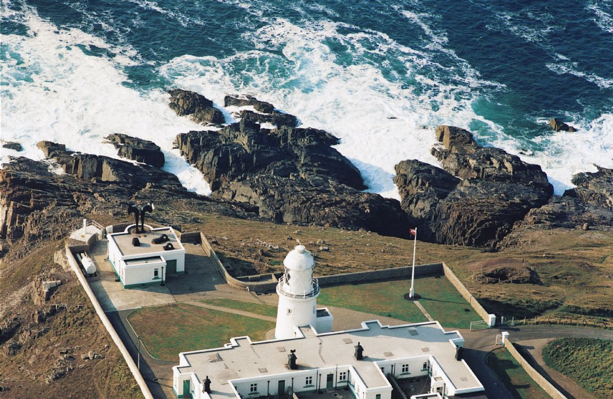 Pendeen Lighthouse site