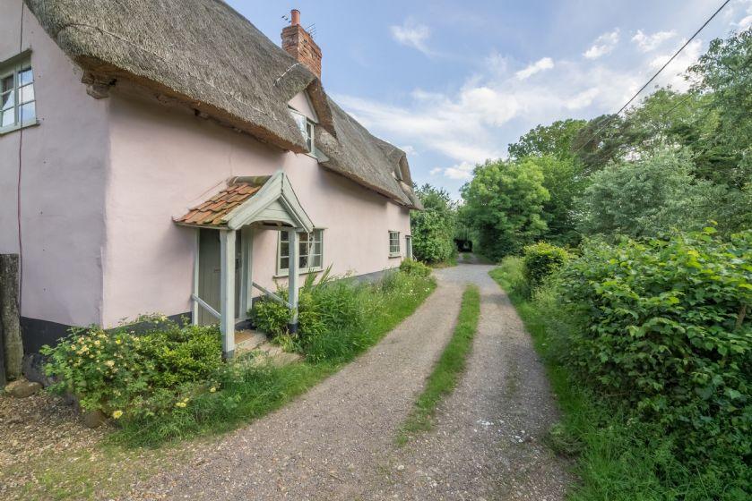 Gardener\'s Cottage in The Wool Towns - Suffolk Hideaways