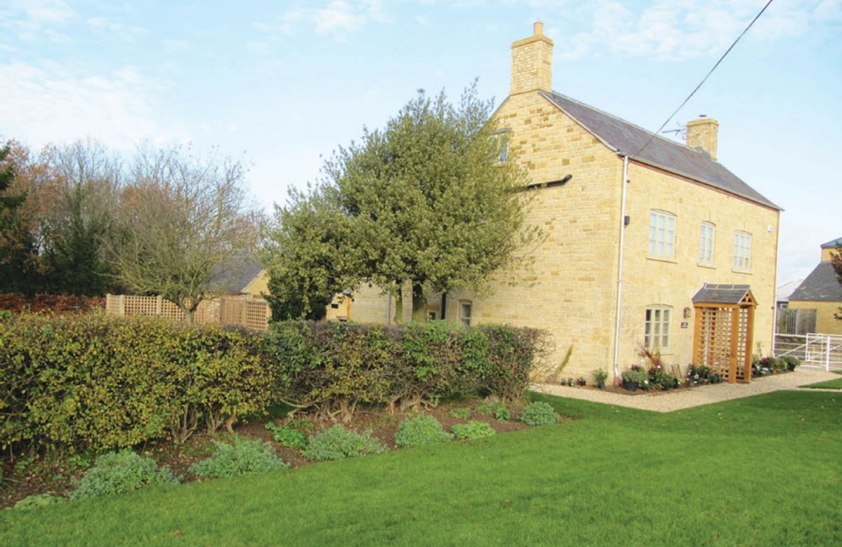 Lower Farmhouse, a 19th Century Cotswold stone farmhouse