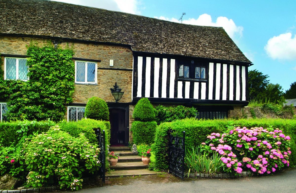 Tudor End, Oxfordshire, England