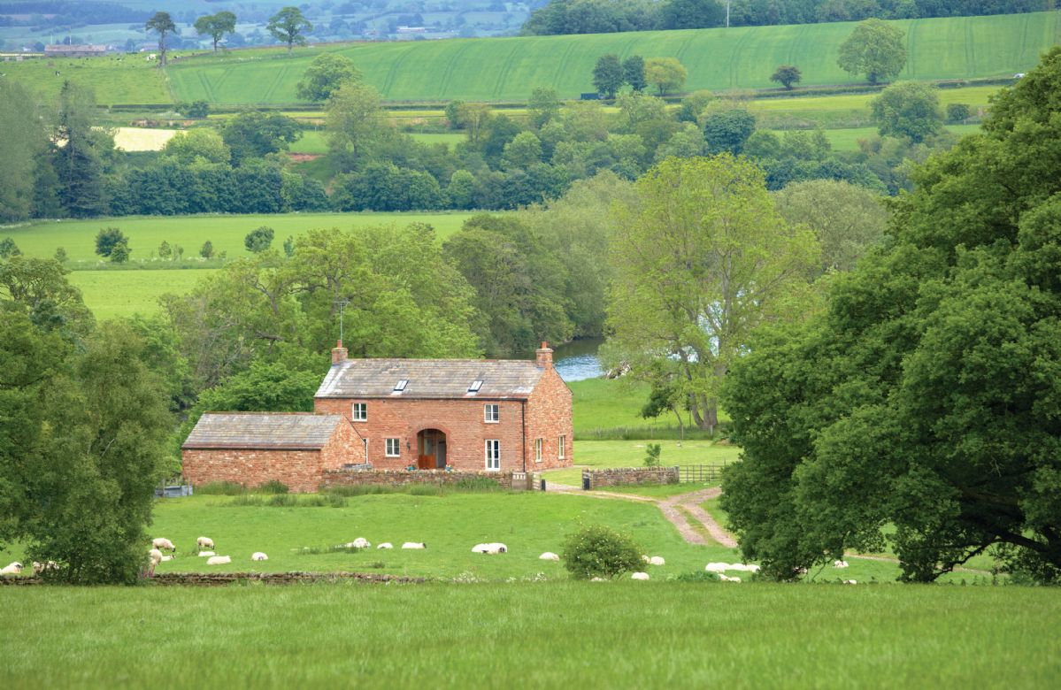Udford House, Cumbria, England