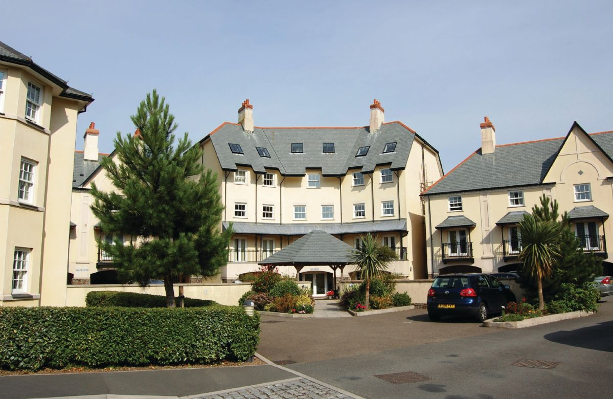 Bonnicott View is part of a prestigious development in Lynton
