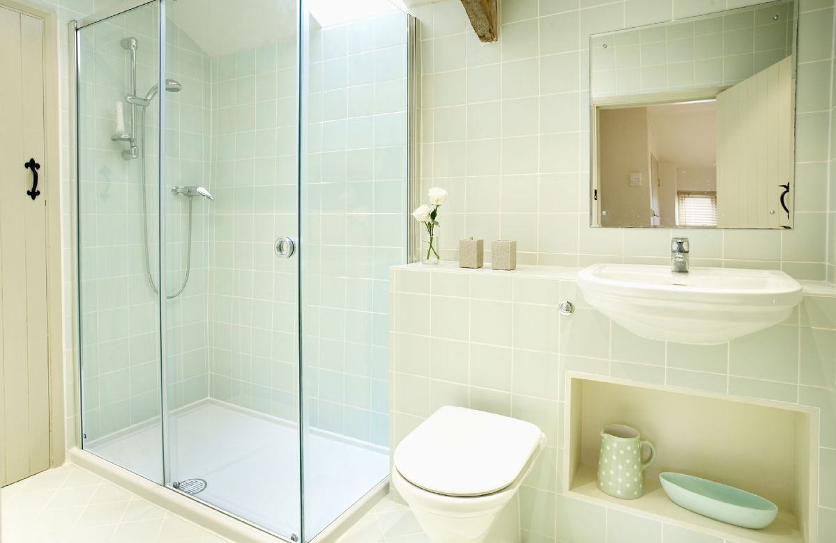 Annexe: Shower room