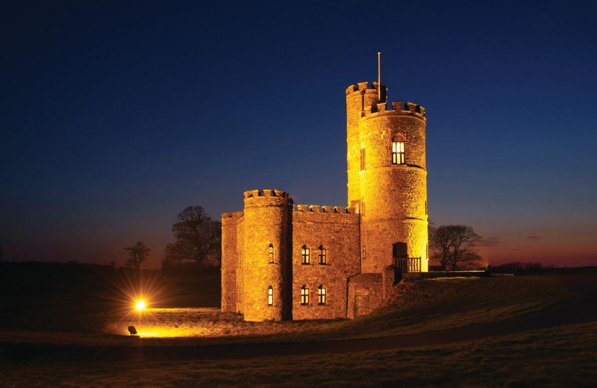 Tawstock Castle, Devon, England