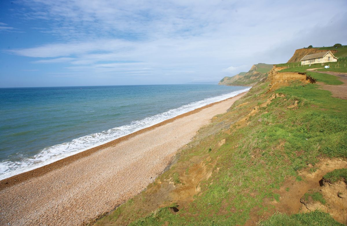 Lower Eype Beach