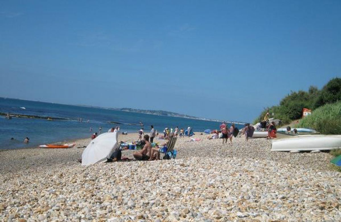 Ringstead Bay within a 30 minute drive