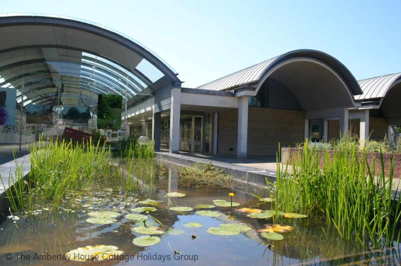 Large Image - The Millennium Seedbank at Wakehurst Place