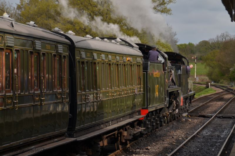 Large Image - The Bluebell Railway