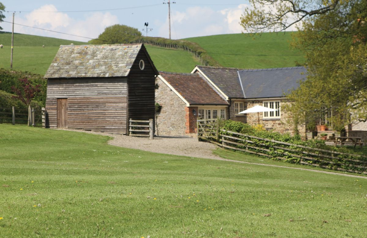 Blacksmiths Cottage Holiday Cottages in Shropshire