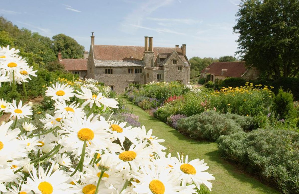Mottistone Manor, courtesy of Isle of Wight council
