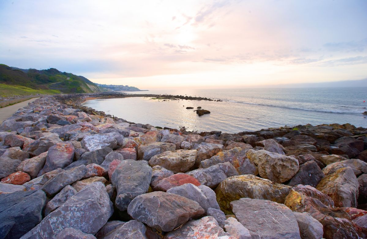 An ideal location for an outdoor break, the Isle of Wight coastal path walks are within a minute's walk of the Haven