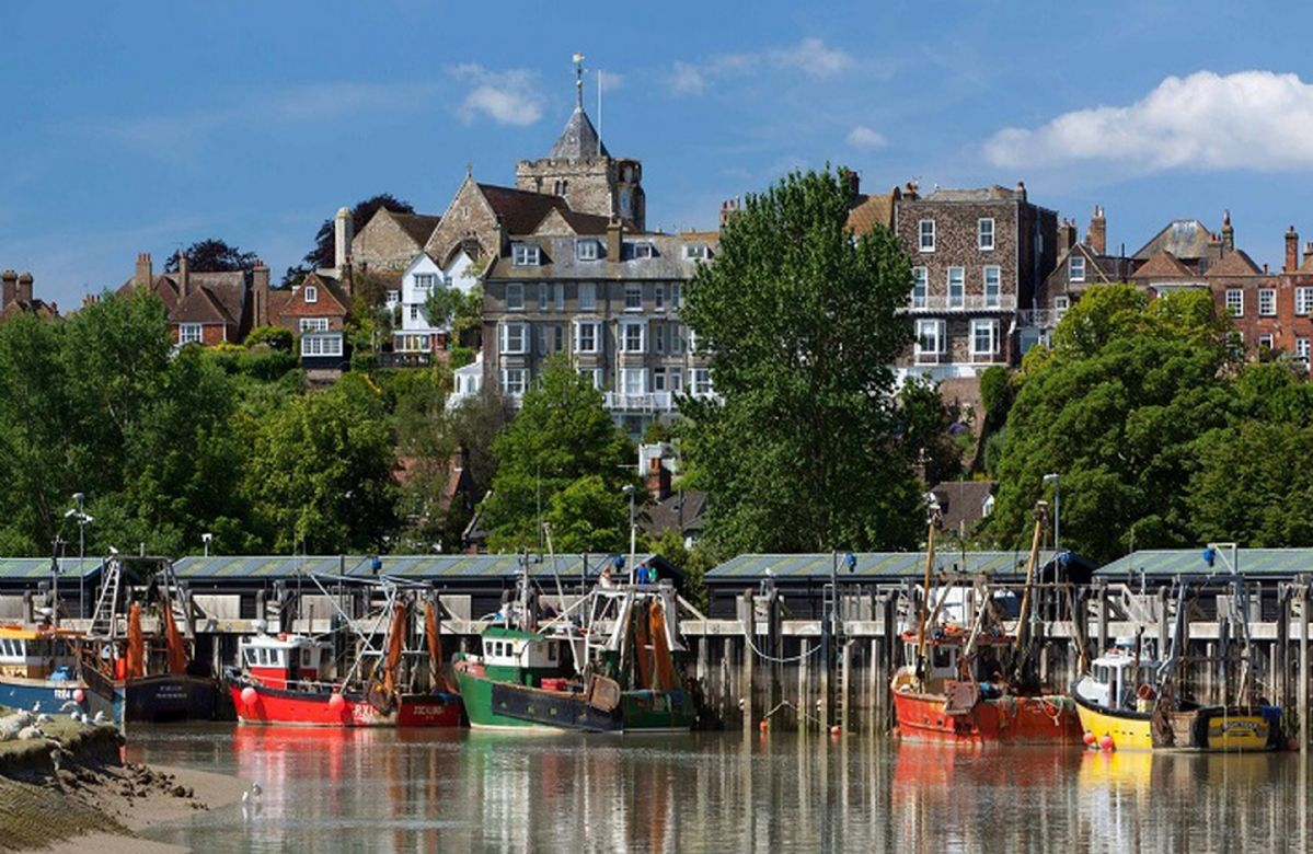 1 Harbour View Holiday Cottages And Homes In Sussex