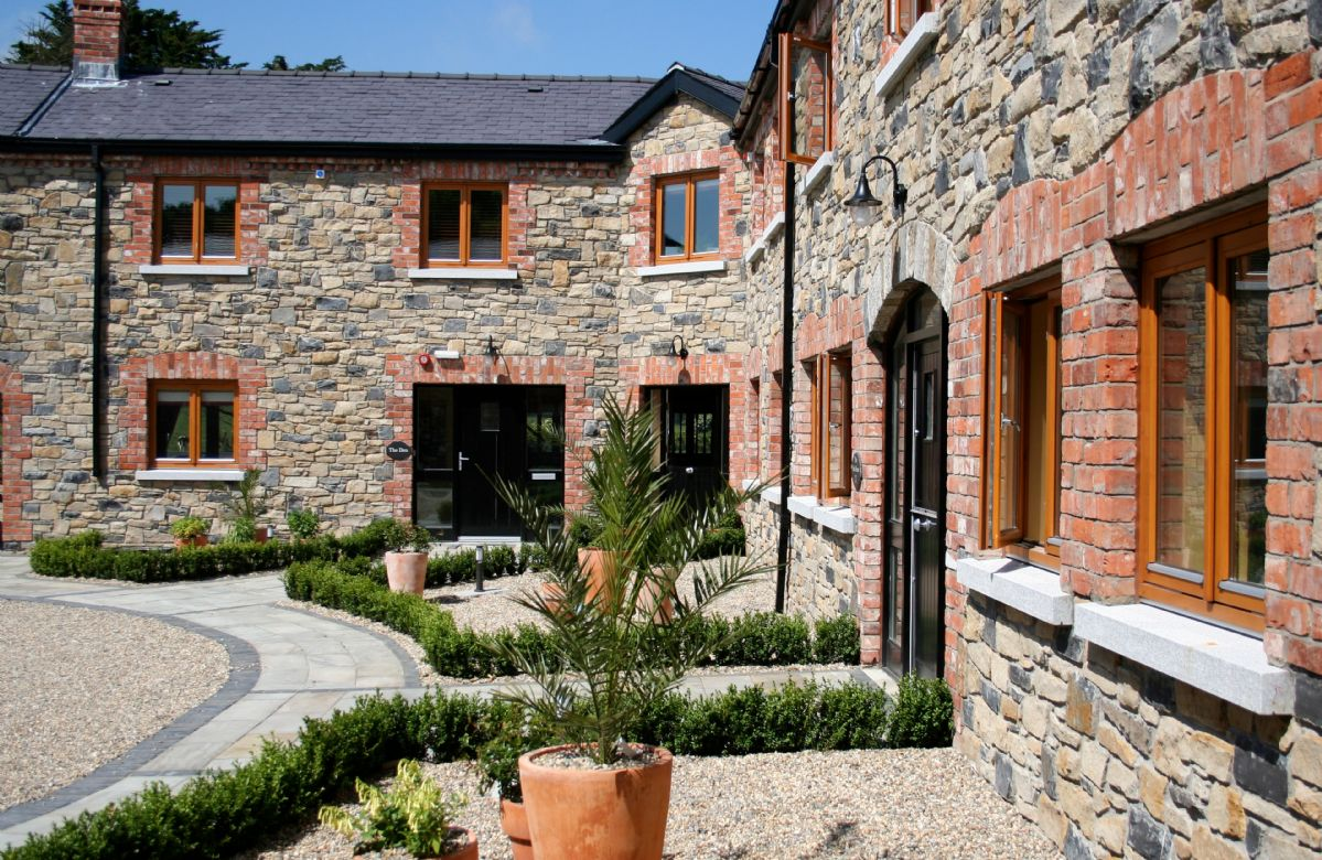 The Barn is one of eight cottages in the beautiful and historic Boyne Valley