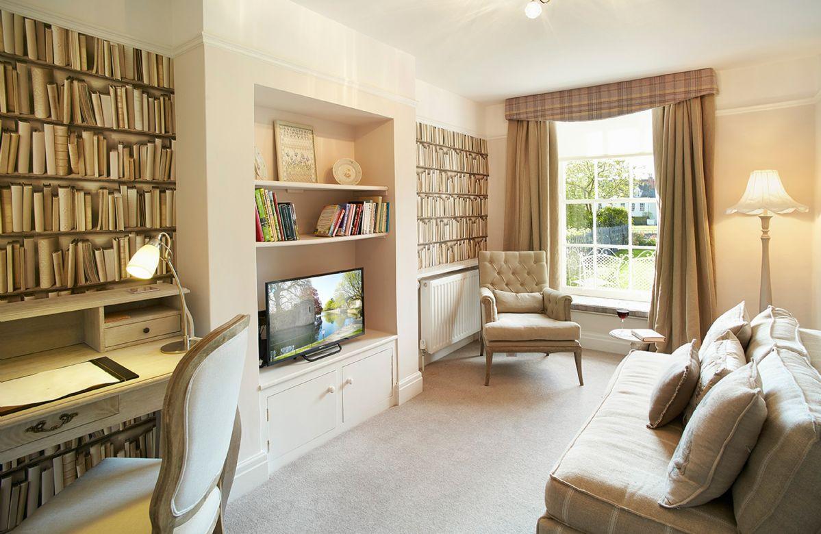 Ground floor: Study/second sitting room