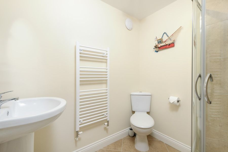 4 King William Cottages | En-suite