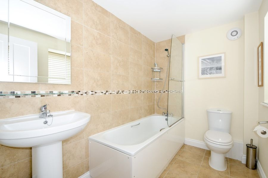 4 King William Cottages | Bathroom