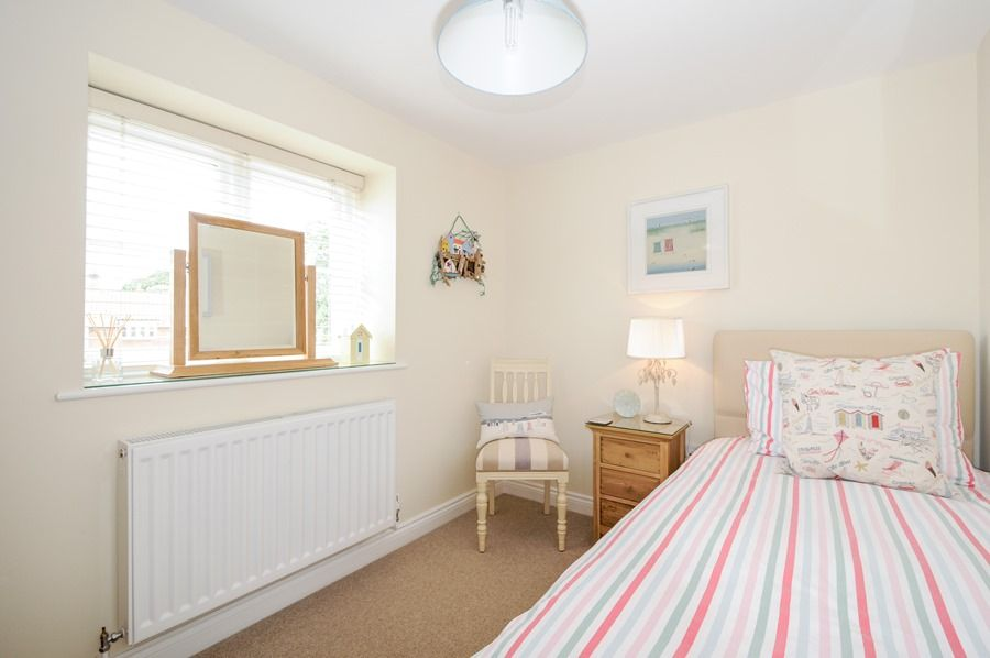4 King William Cottages | Bedroom 3