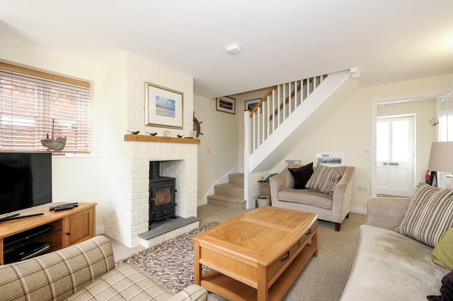 4 King William Cottages | Sitting room