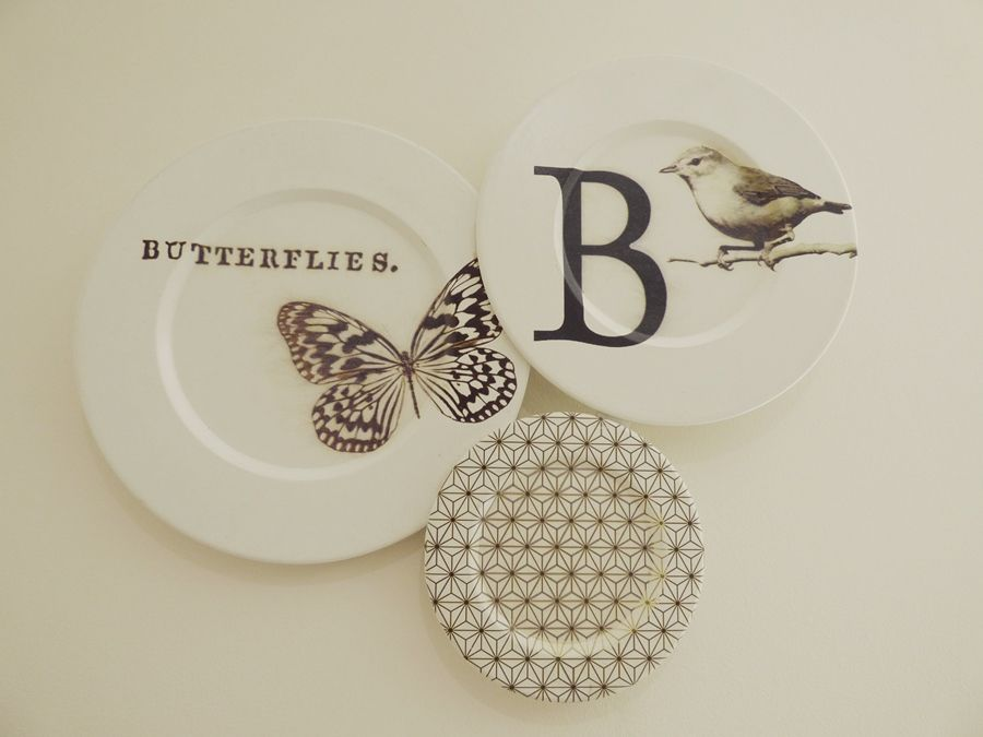 Fleece House | Kitchen plates