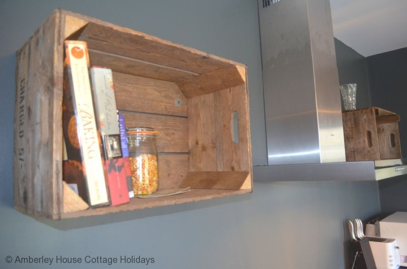 Large Image - Quirky kitchen storage