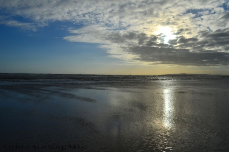 Large Image - Camber Sands close by