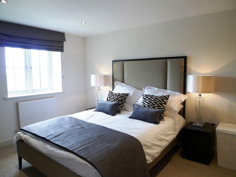 Harrier Cottage in Thornham | Bedroom 1