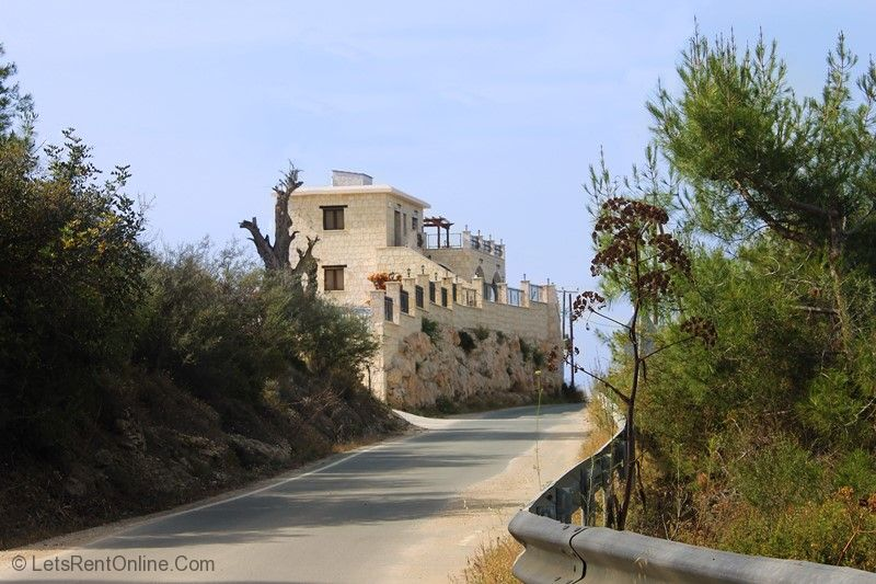Pelathousa 'The Lost Castle' The Lost Castle