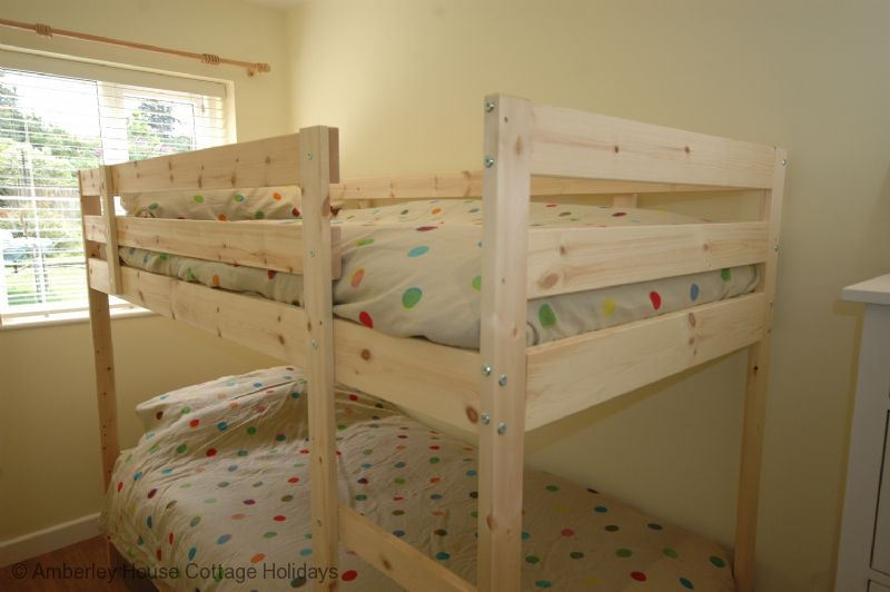 Large Image - Bunk beds in bedroom two