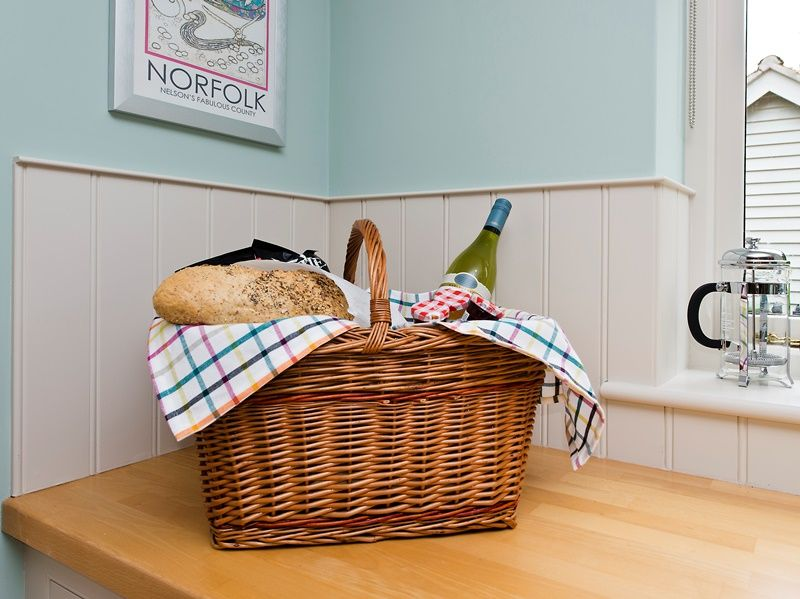 Lark House | Welcome basket