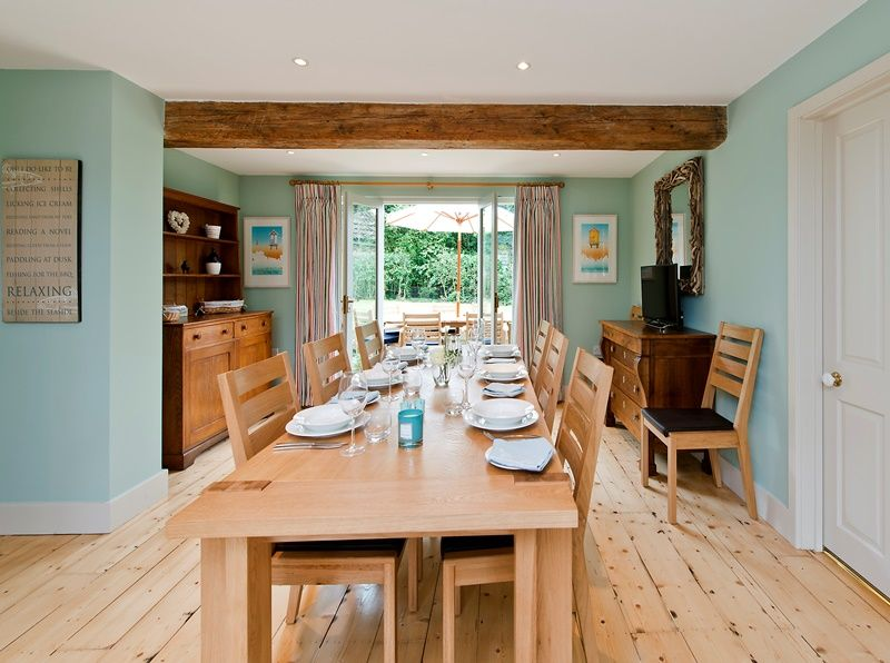 Lark House | Dining area