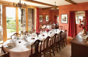 Ground floor: Formal dining room