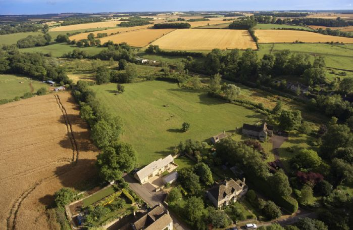 Rosebank Barn is surrounded by beautiful Cotswold countryside