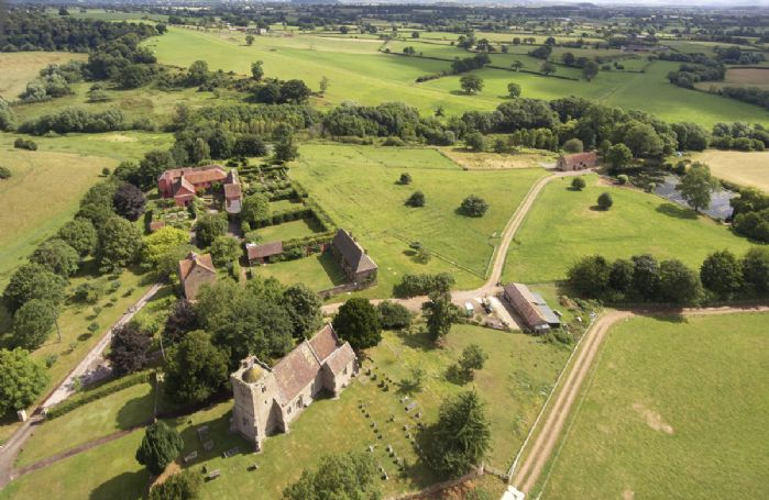Pauntley village is a peaceful spot within easy reach of the Cotswolds and Malvern Hills