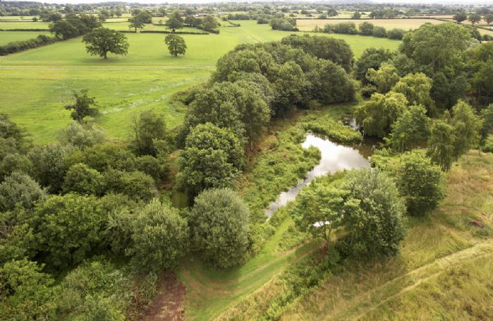 Explore the glorious woodlands and countryside on foot or bicycle