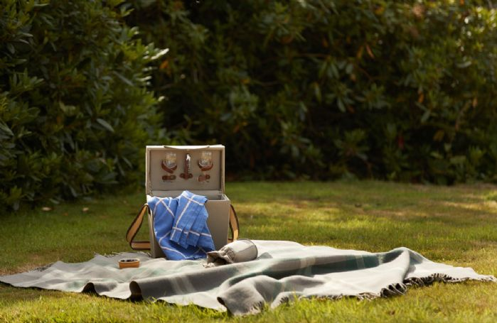 Ample space to relax outside