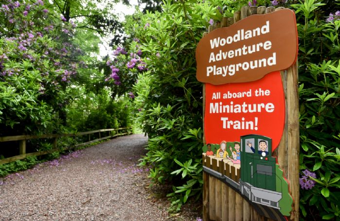 Weston Park Adventure Playground