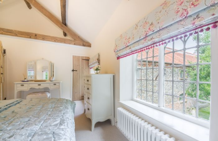 All bedrooms have stunning views of the river