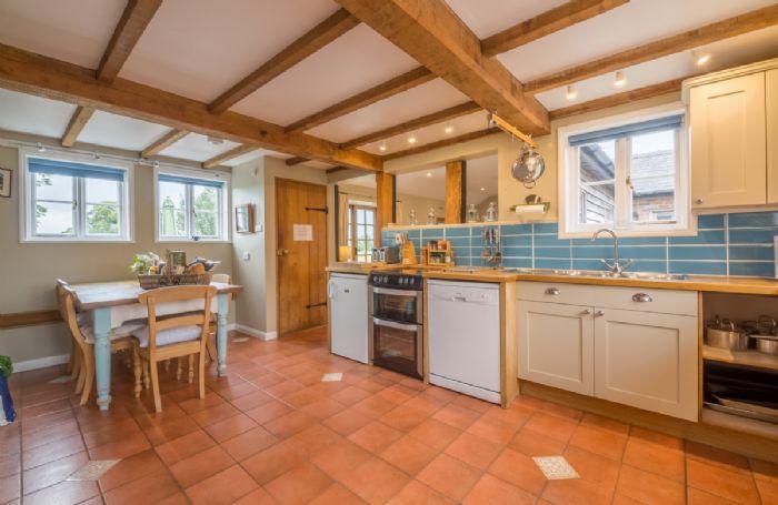 Ground floor: Kitchen in the House