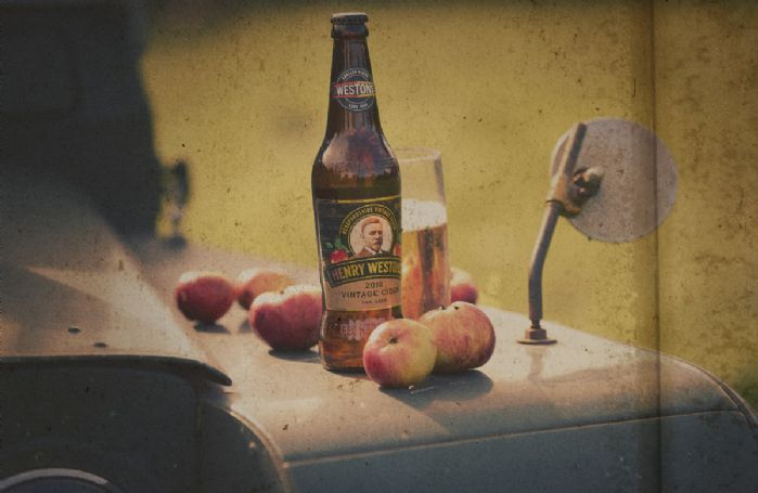 Herefordshire is renowned for it's orchards and cider making