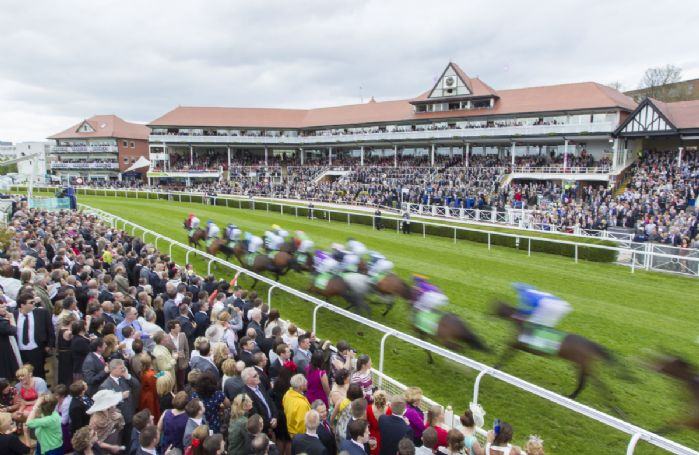 Chester Racecourse can be reached within 45 minutes