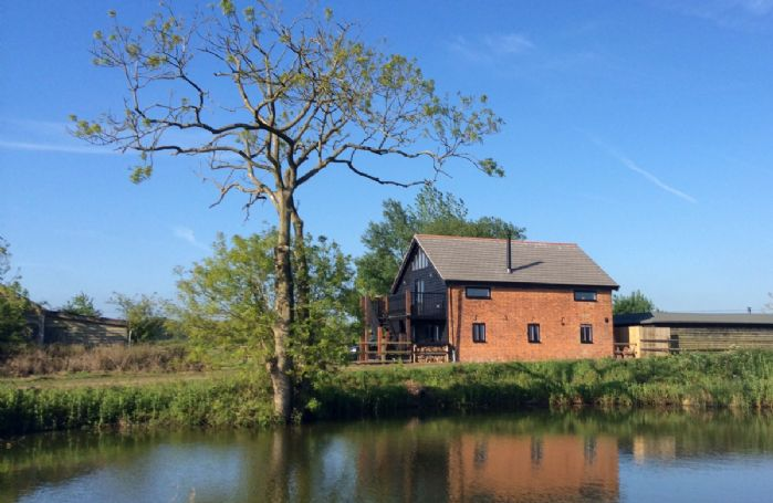 The Granary,  set within its own grounds amidst rolling farmland