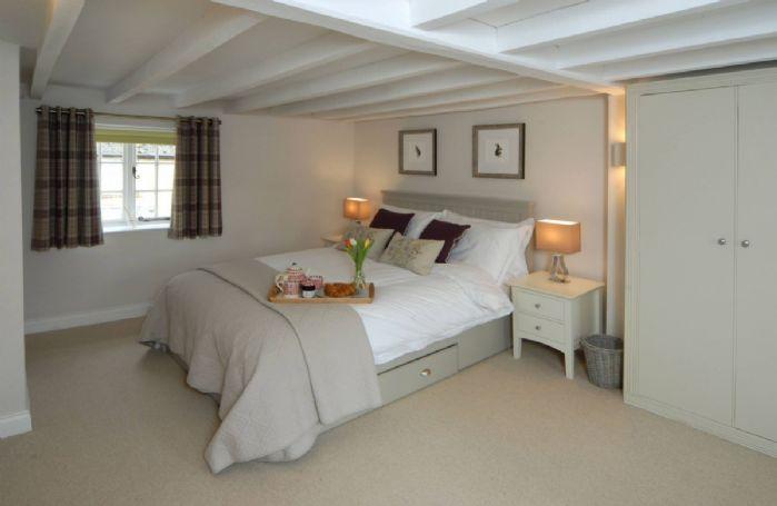 First Floor: the Master Bedroom