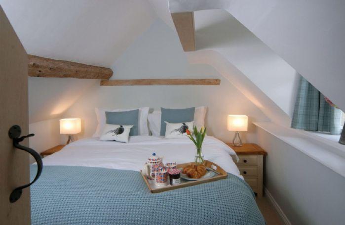 Second Floor: the second Bedroom
